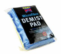 DEMISTER PAD SAFE FOR ALL SURFACES LIN & STREAK FREE WASHABLE GLASS WINDOW